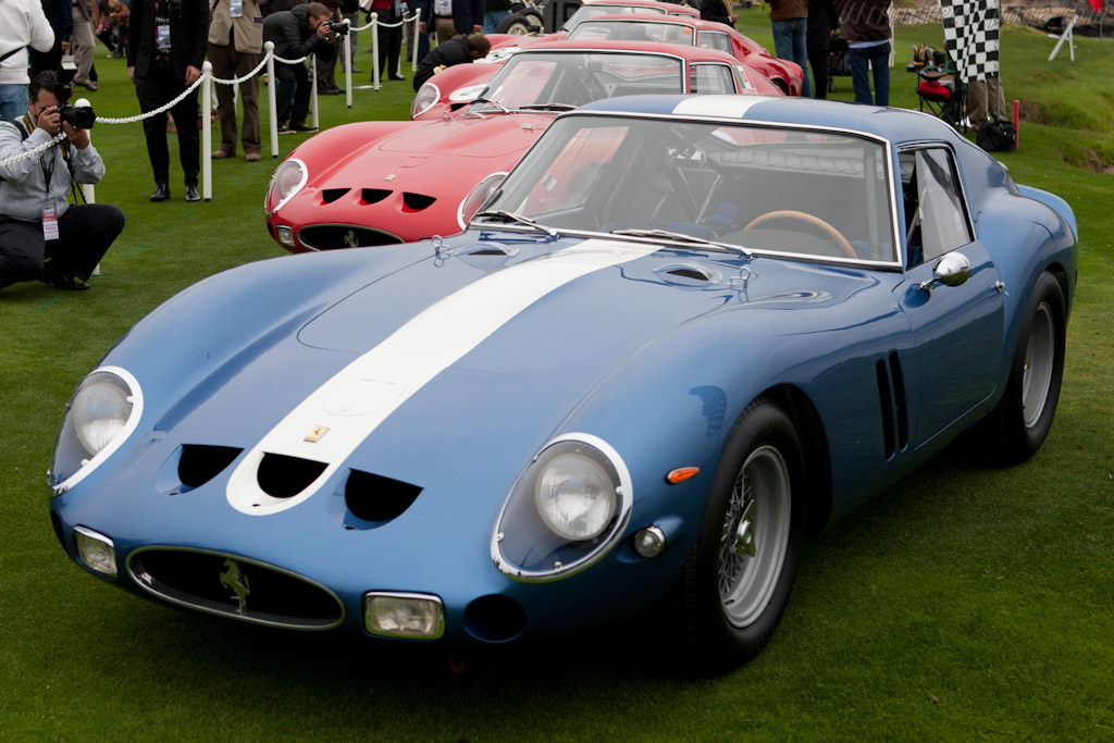 Ferrari 250 GTO - Chassis: 3387GT   - 2011 Pebble Beach Concours d'Elegance