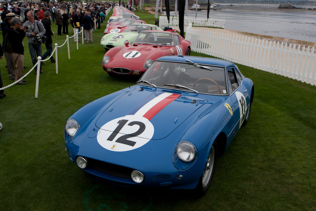 Ferrari 250 GTOs - Chassis: 2643GT   - 2011 Pebble Beach Concours d'Elegance