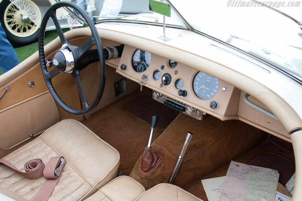 Jaguar XK120 M Roadster   - 2011 Pebble Beach Concours d'Elegance