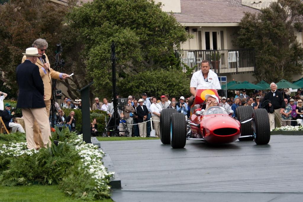 John Surtees honoured   - 2011 Pebble Beach Concours d'Elegance