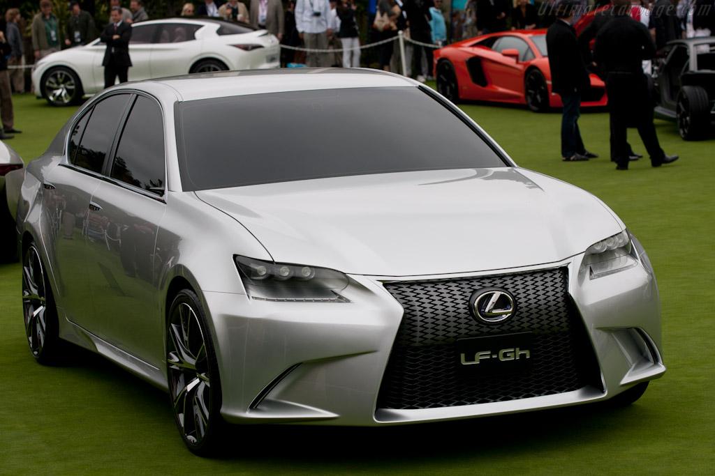 Lexus LF-Gh    - 2011 Pebble Beach Concours d'Elegance
