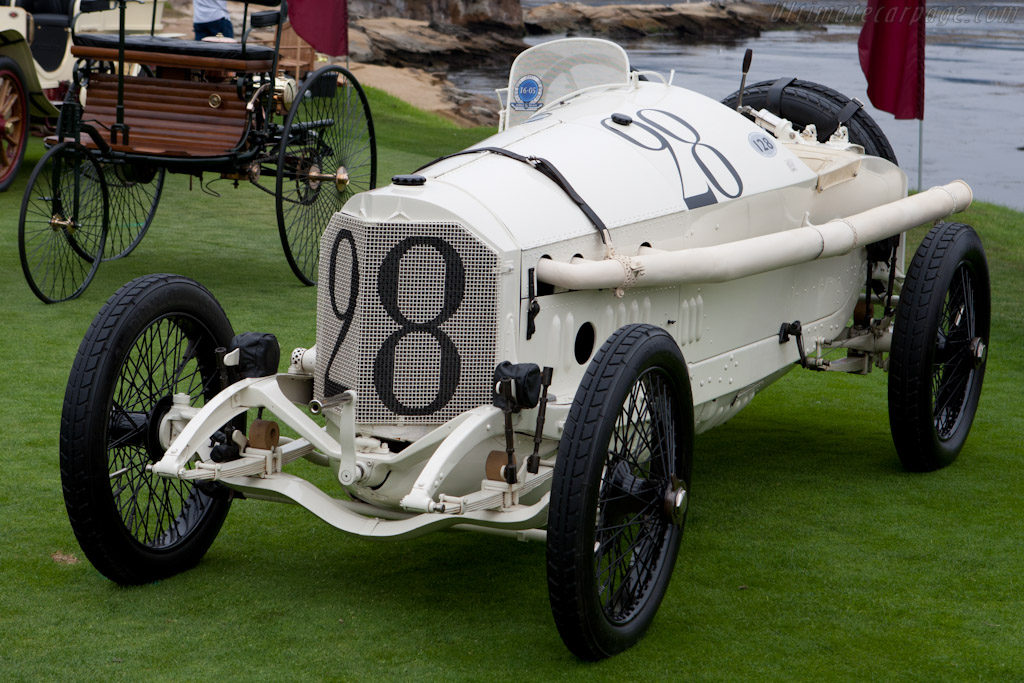 Mercedes 115 HP Grand Prix - Chassis: 15364   - 2011 Pebble Beach Concours d'Elegance