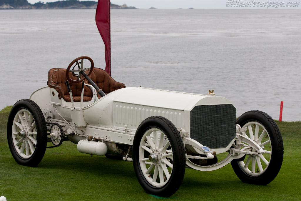 Mercedes 120 HP Grand Prix   - 2011 Pebble Beach Concours d'Elegance