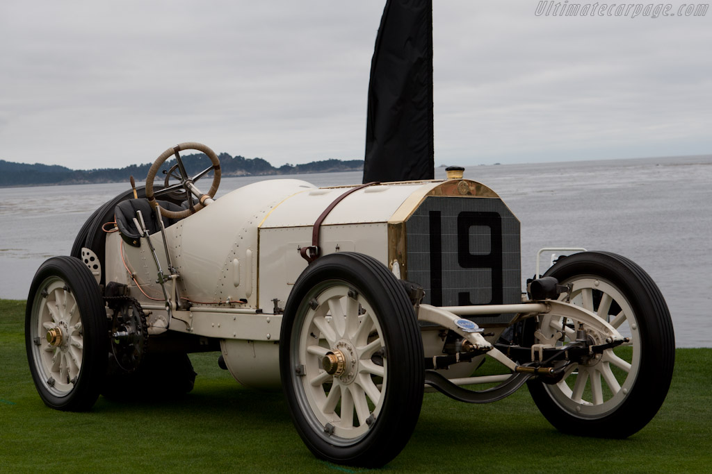 Mercedes 150 HP Race Car   - 2011 Pebble Beach Concours d'Elegance