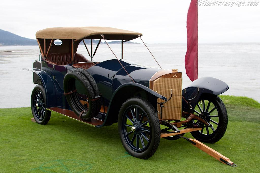 Mercedes 26/60 HP Replica Coachwork    - 2011 Pebble Beach Concours d'Elegance