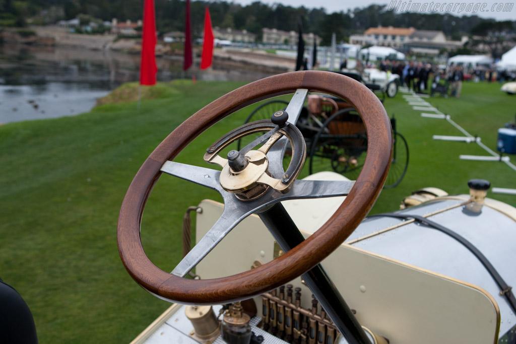 Mercedes 28/32 HP Rear Entrance Tonneau    - 2011 Pebble Beach Concours d'Elegance