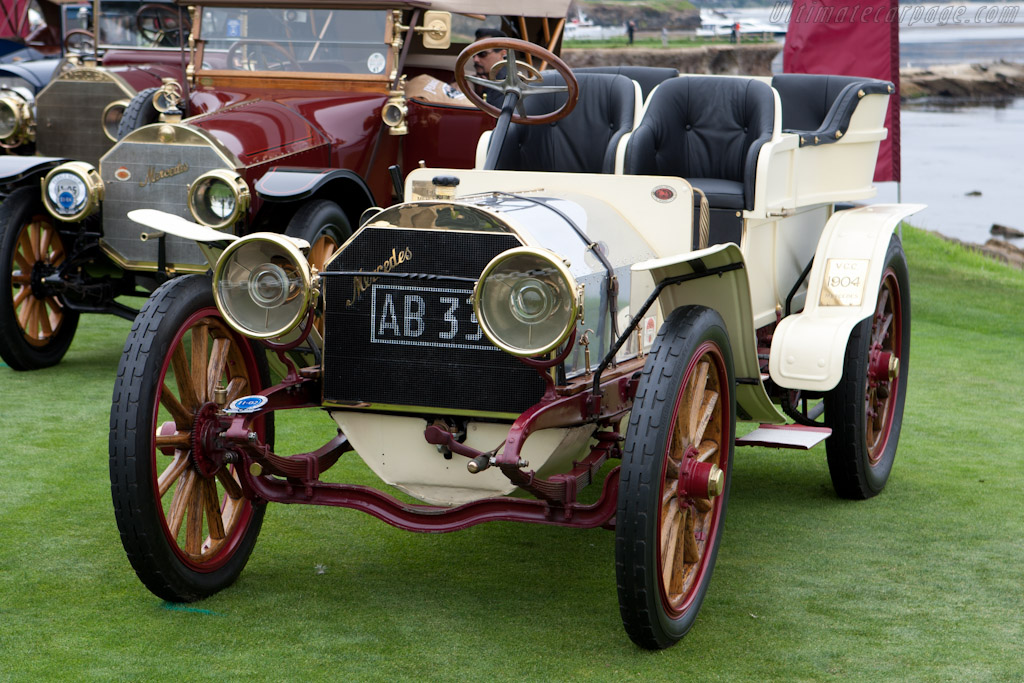 Mercedes 28/32 HP Rear Entrance Tonneau    - 2011 Pebble Beach Concours d'Elegance