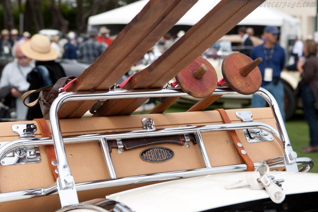 Mercedes-Benz 300 SL    - 2011 Pebble Beach Concours d'Elegance