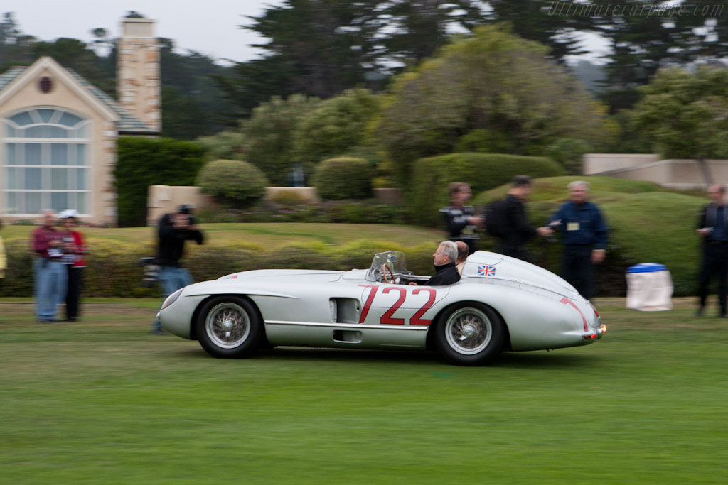 Mercedes-Benz 300 SLR - Chassis: 00004/55   - 2011 Pebble Beach Concours d'Elegance
