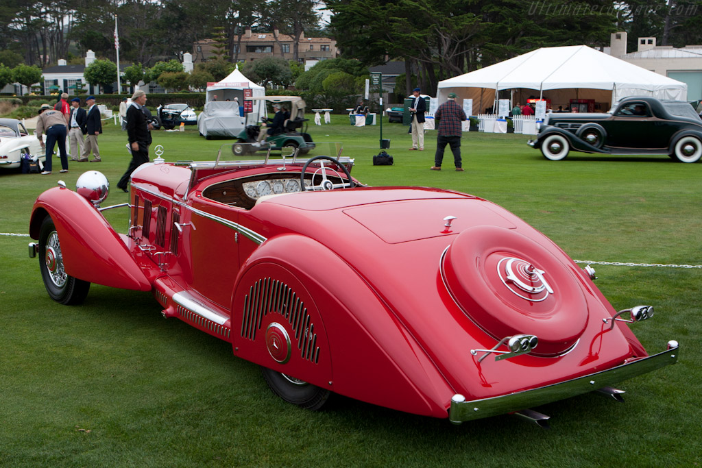 Mercedes-Benz 540 K Mayfair Special Roadster - Chassis: 154080  - 2011 Pebble Beach Concours d'Elegance