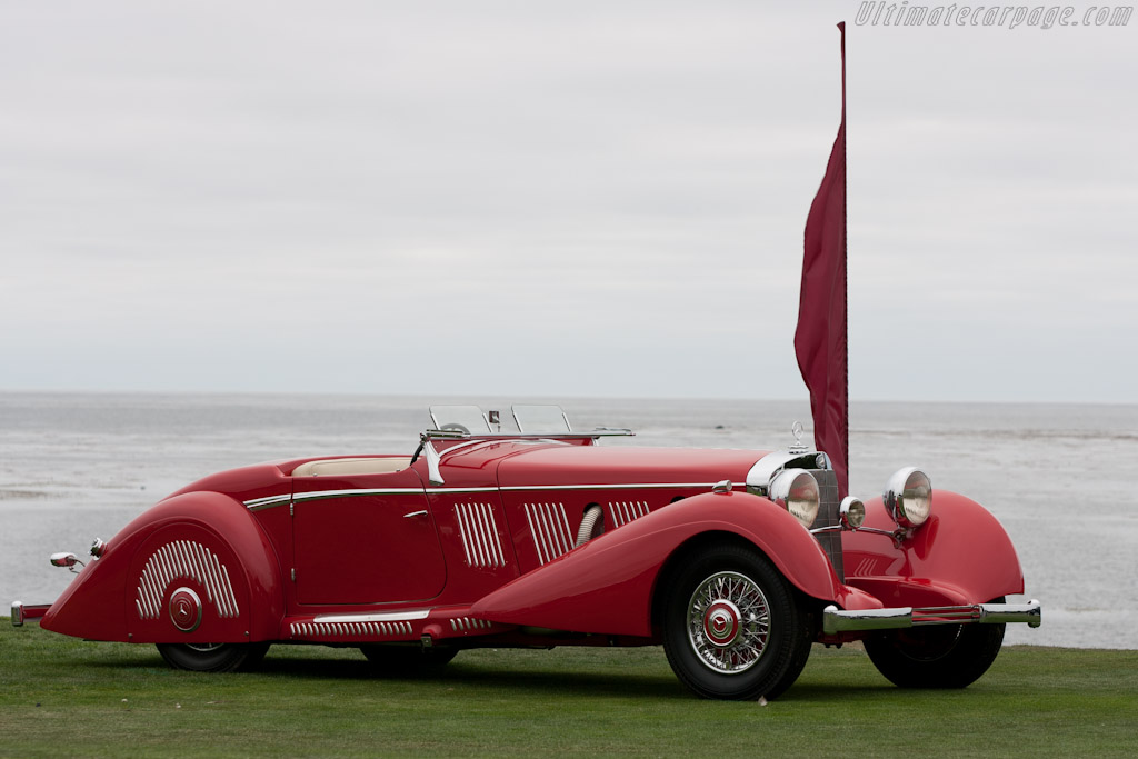 Mercedes-Benz 540 K Mayfair Special Roadster    - 2011 Pebble Beach Concours d'Elegance