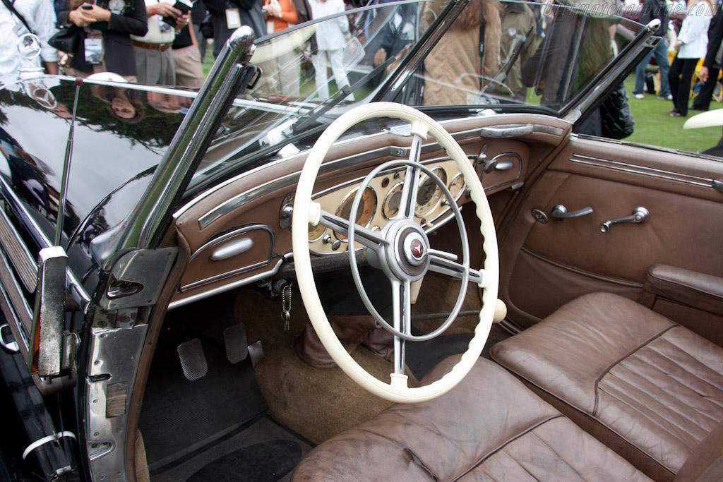 Mercedes-Benz 540 K Spezial Roadster - Chassis: 169384   - 2011 Pebble Beach Concours d'Elegance