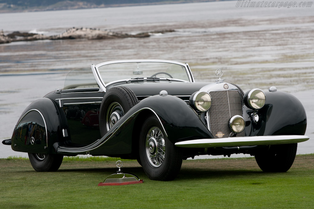 Mercedes-Benz 540 K Spezial Roadster - Chassis: 421987   - 2011 Pebble Beach Concours d'Elegance