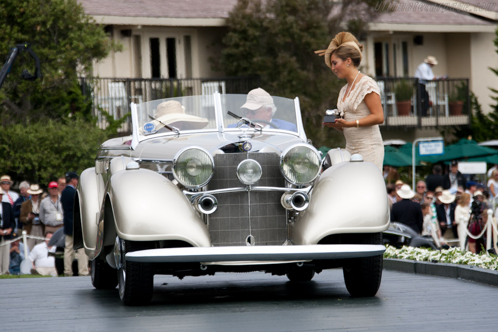 Mercedes-Benz 540 K Sports Tourer   - 2011 Pebble Beach Concours d'Elegance