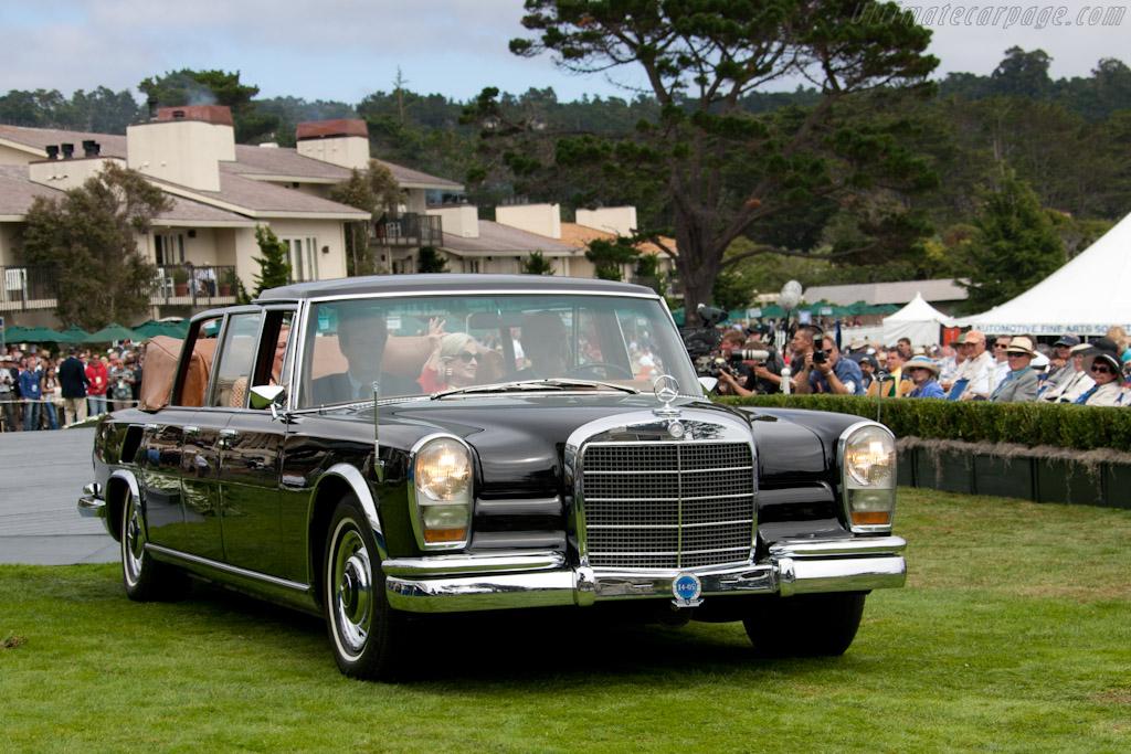 Mercedes-Benz 600 Presidential Landaulet   - 2011 Pebble Beach Concours d'Elegance