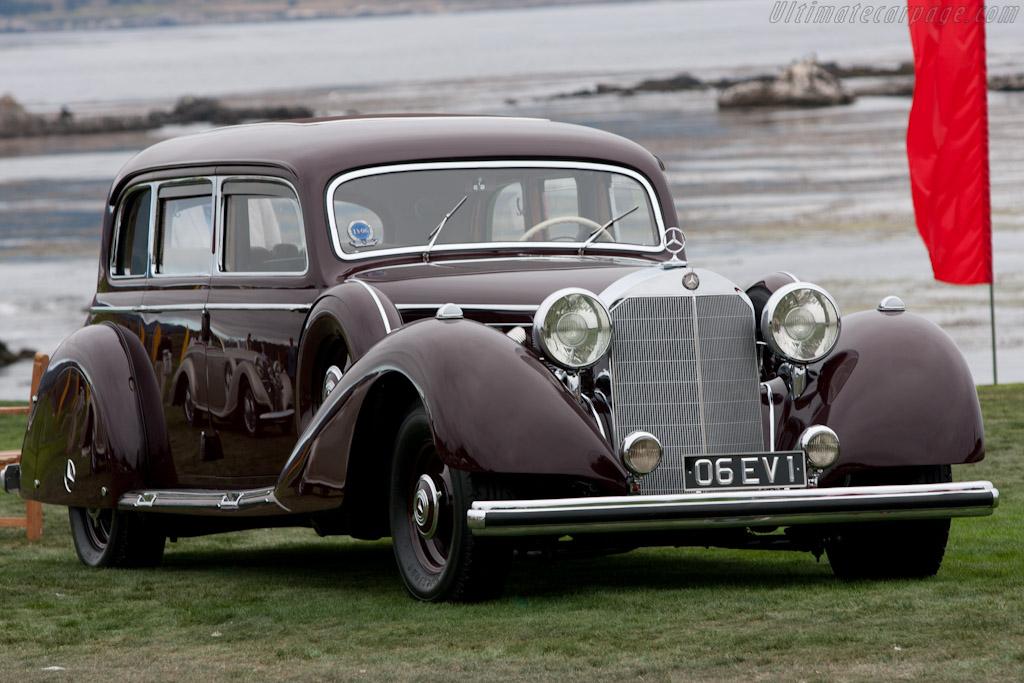 Mercedes-Benz 770 K Pullman Limousine    - 2011 Pebble Beach Concours d'Elegance