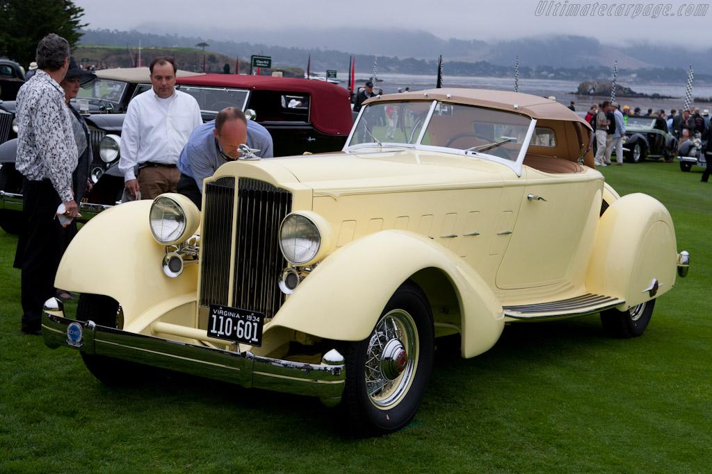 Packard 1106 Twelve LeBaron Runabout    - 2011 Pebble Beach Concours d'Elegance