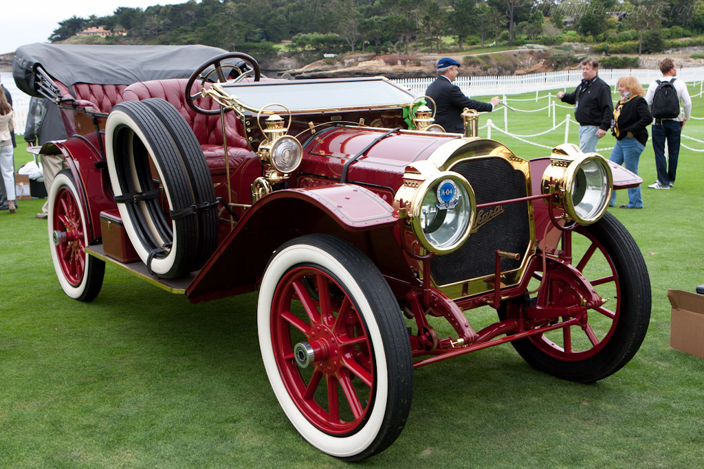 Packard 30 Touring   - 2011 Pebble Beach Concours d'Elegance