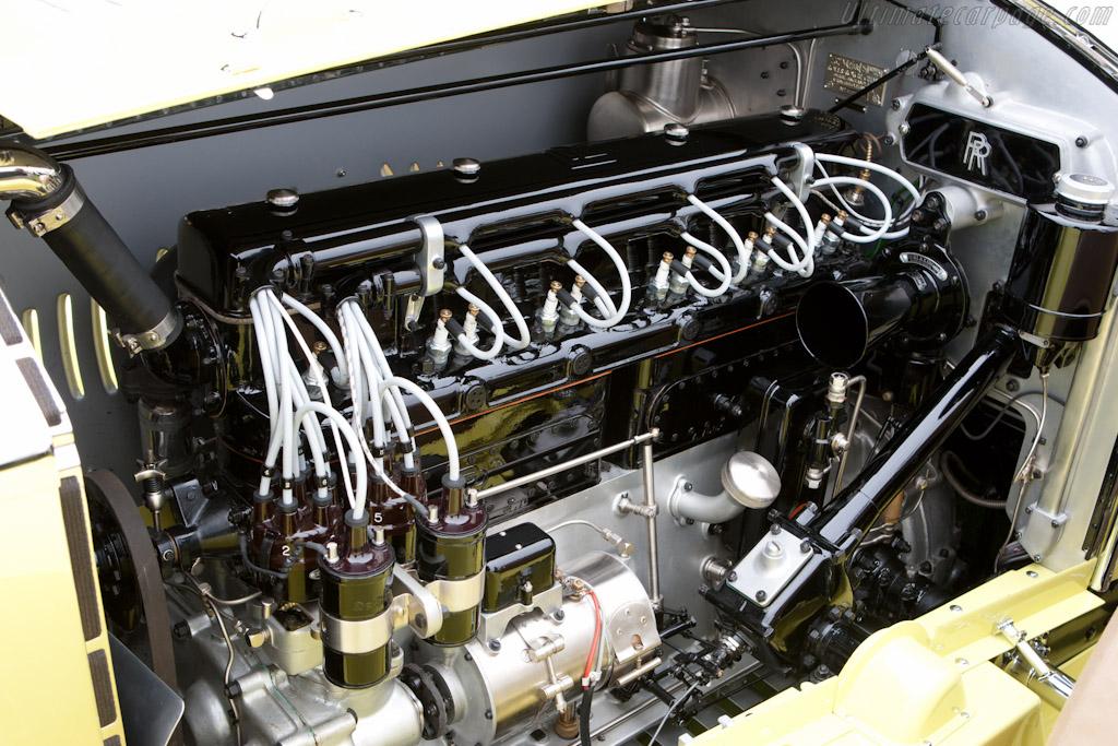 Rolls-Royce Phantom I Murphy Convertible Coupe   - 2011 Pebble Beach Concours d'Elegance