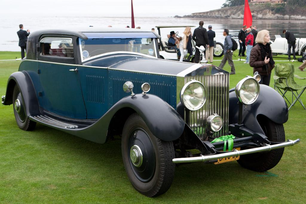 Rolls-Royce Phantom II Continental Windovers Coupe    - 2011 Pebble Beach Concours d'Elegance