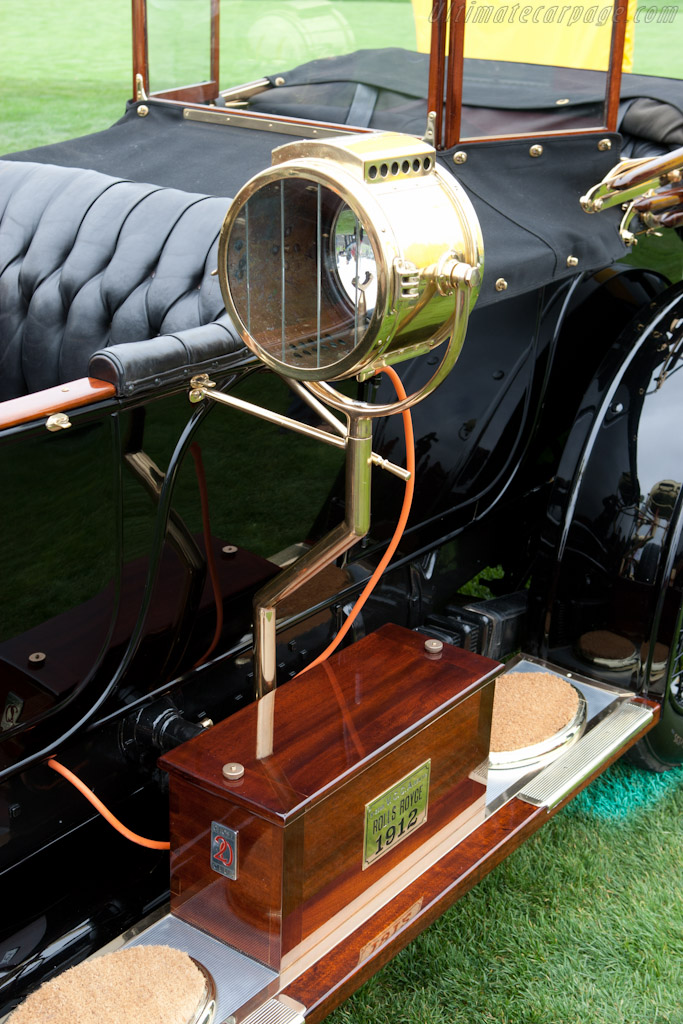 Rolls-Royce Silver Ghost Barker Tourer    - 2011 Pebble Beach Concours d'Elegance