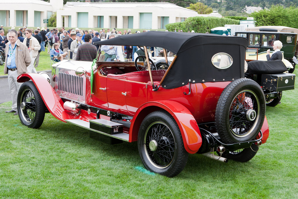 Rolls-Royce Silver Ghost Maythorn Torpedo    - 2011 Pebble Beach Concours d'Elegance