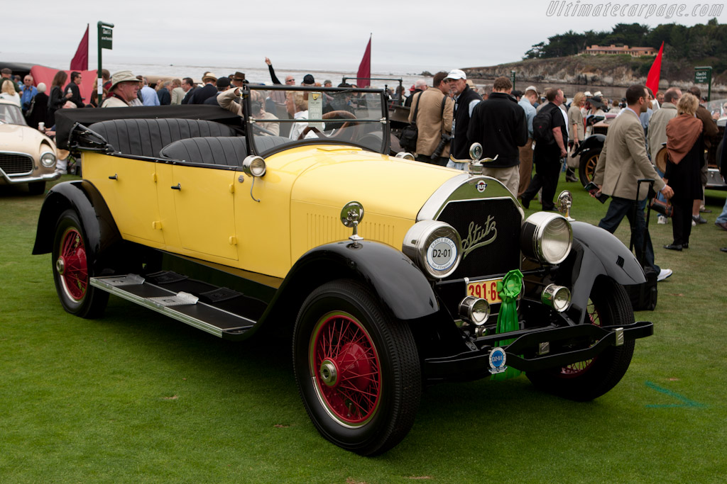 Stutz 695 Speedway Sportster    - 2011 Pebble Beach Concours d'Elegance