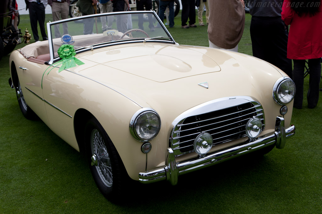 Swallow Doretti Roadster - Chassis: 1055   - 2011 Pebble Beach Concours d'Elegance