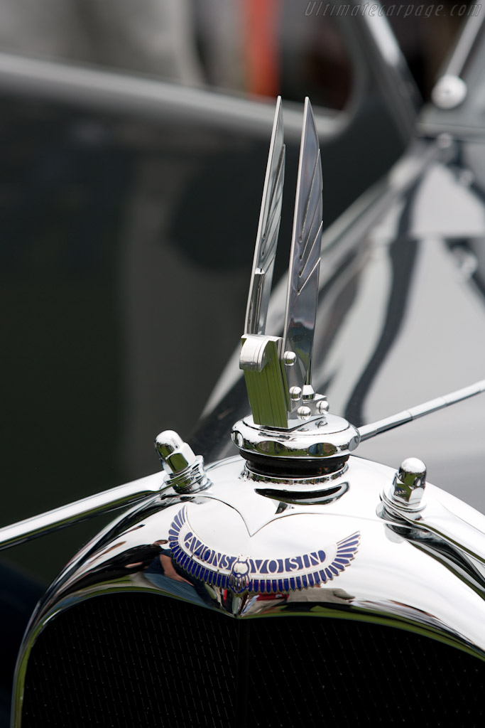 Voisin C25 Aerodyne    - 2011 Pebble Beach Concours d'Elegance