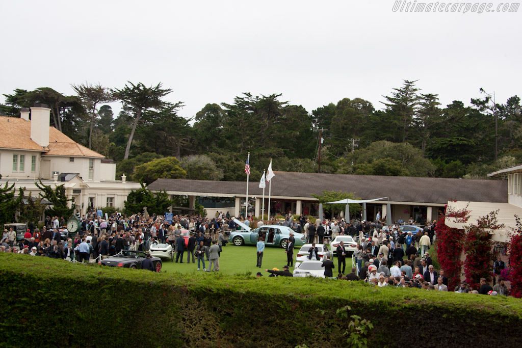 Welcome to Pebble Beach    - 2011 Pebble Beach Concours d'Elegance