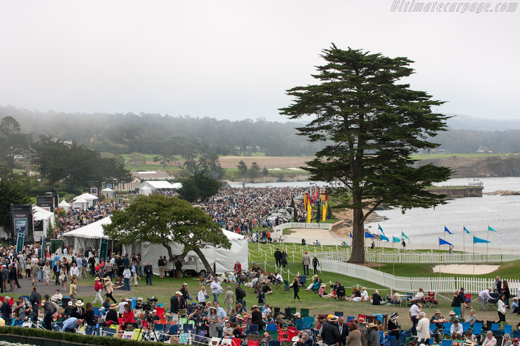 Welcome to Pebble Beach    - 2012 Pebble Beach Concours d'Elegance