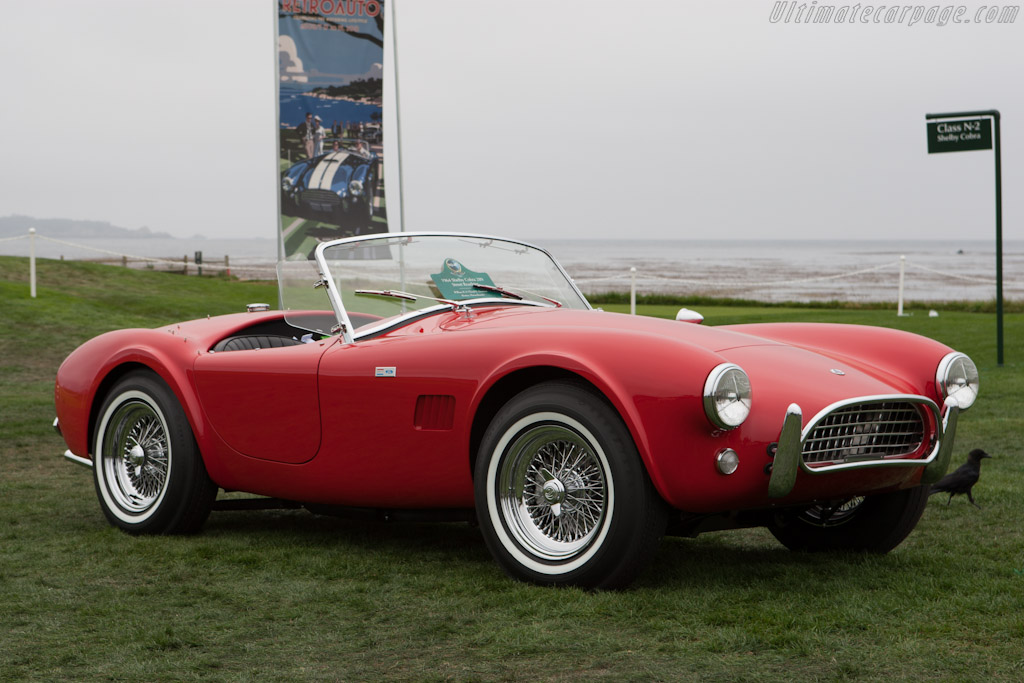 AC Shelby Cobra 289 - Chassis: CSX2398   - 2012 Pebble Beach Concours d'Elegance