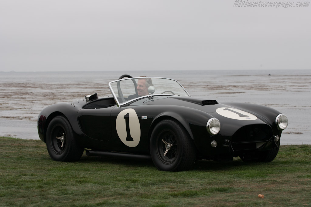 AC Shelby Cobra 289 - Chassis: CSX2001   - 2012 Pebble Beach Concours d'Elegance