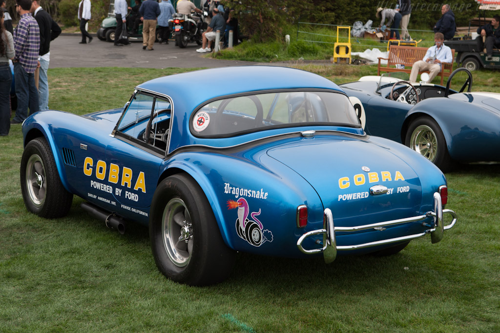 AC Shelby Cobra 289 Dragonsnake - Chassis: CSX2357   - 2012 Pebble Beach Concours d'Elegance