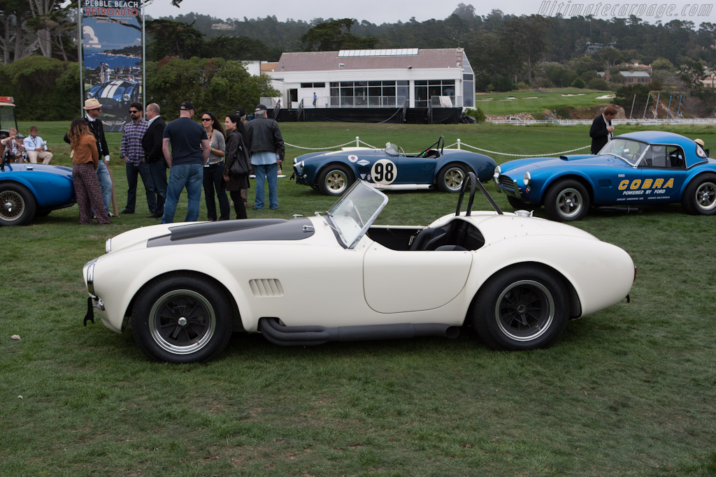 AC Shelby Cobra 427 - Chassis: CSX3006   - 2012 Pebble Beach Concours d'Elegance