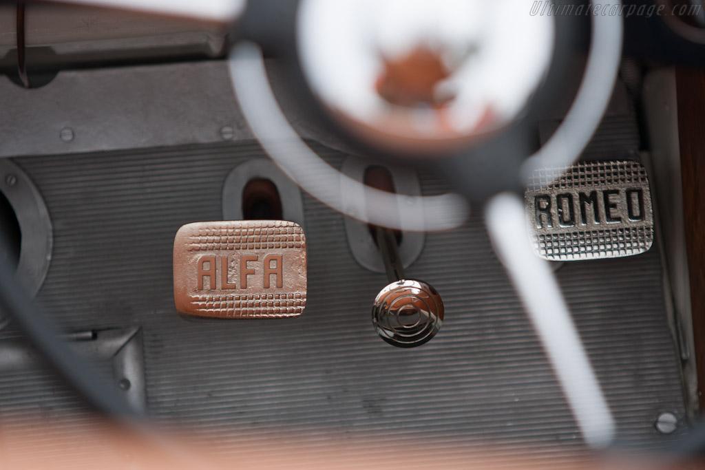 Alfa Romeo 6C 1750 GS Aprile Roadster - Chassis: 10814331 - Entrant: Lopresto Collection  - 2012 Pebble Beach Concours d'Elegance