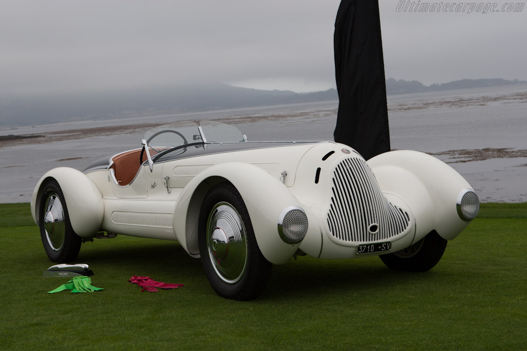 Alfa Romeo 6C 1750 GS Aprile Roadster - Chassis: 10814331 - Entrant: Lopresto Collection  - 2012 Pebble Beach Concours d'Elegance