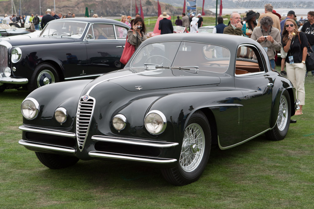 Alfa Romeo 6C 2500 SS Touring Coupe - Chassis: 915758   - 2012 Pebble Beach Concours d'Elegance