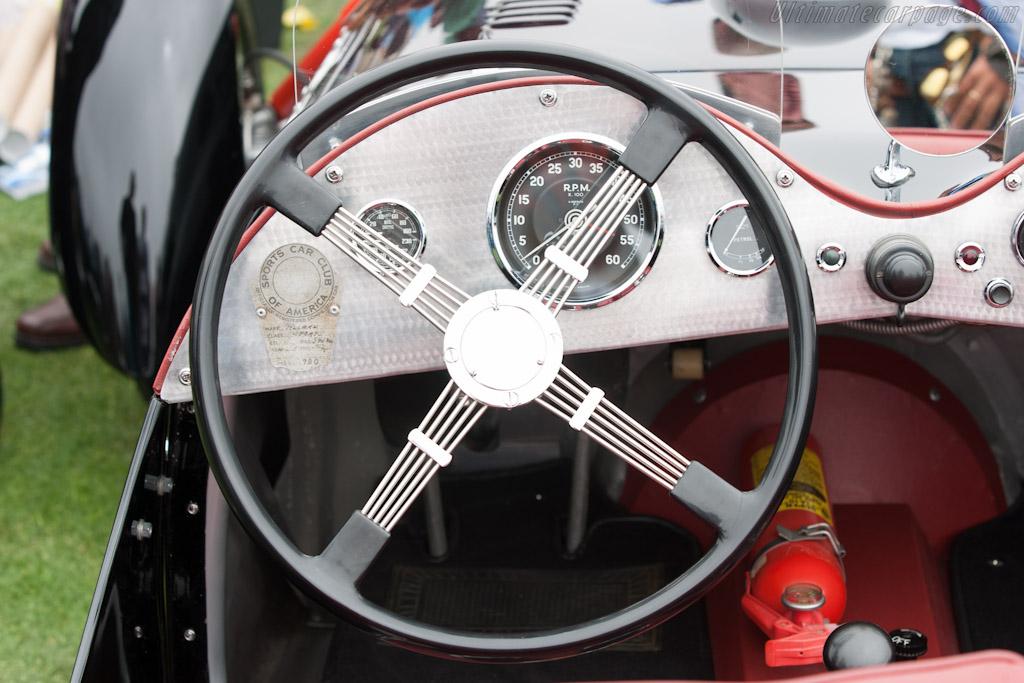 Allard J2 Roadster    - 2012 Pebble Beach Concours d'Elegance