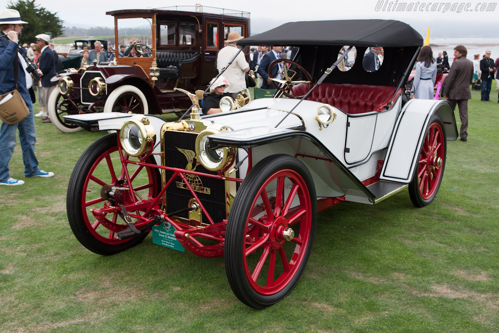 American Underslung Scout 22 Roadster - Chassis: X286   - 2012 Pebble Beach Concours d'Elegance