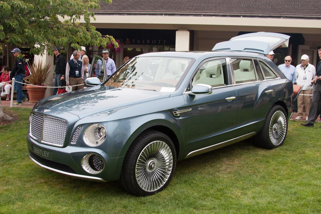 Bentley Exp 9 F 2012 Pebble Beach Concours D Elegance