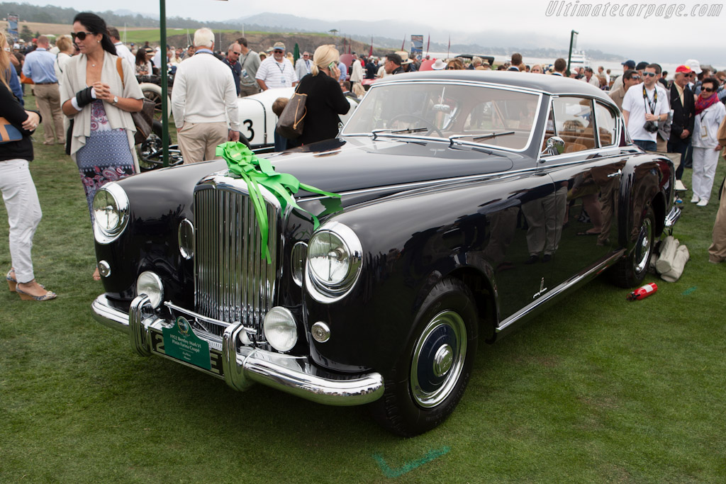 Bentley Mark IV Pininfarina Coupe    - 2012 Pebble Beach Concours d'Elegance