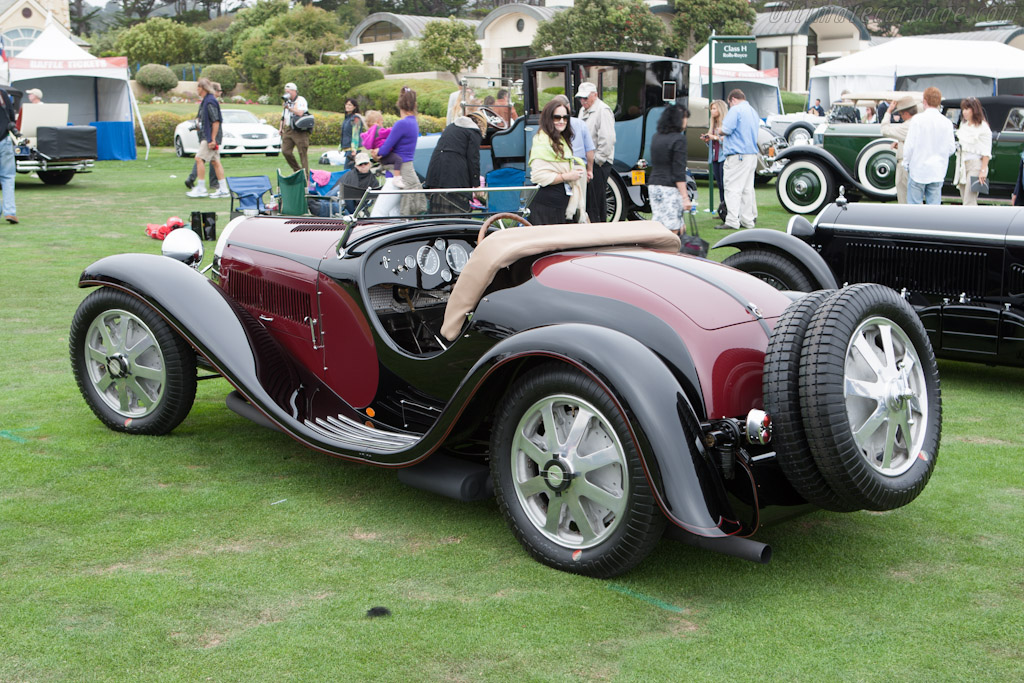 Bugatti Type 55 - Chassis: 55201   - 2012 Pebble Beach Concours d'Elegance