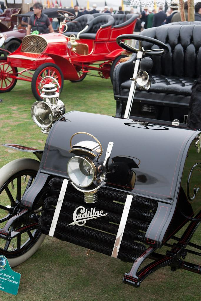 Cadillac Model A 2012 Pebble Beach Concours D Elegance