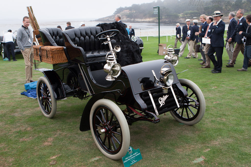 Cadillac Model A    - 2012 Pebble Beach Concours d'Elegance