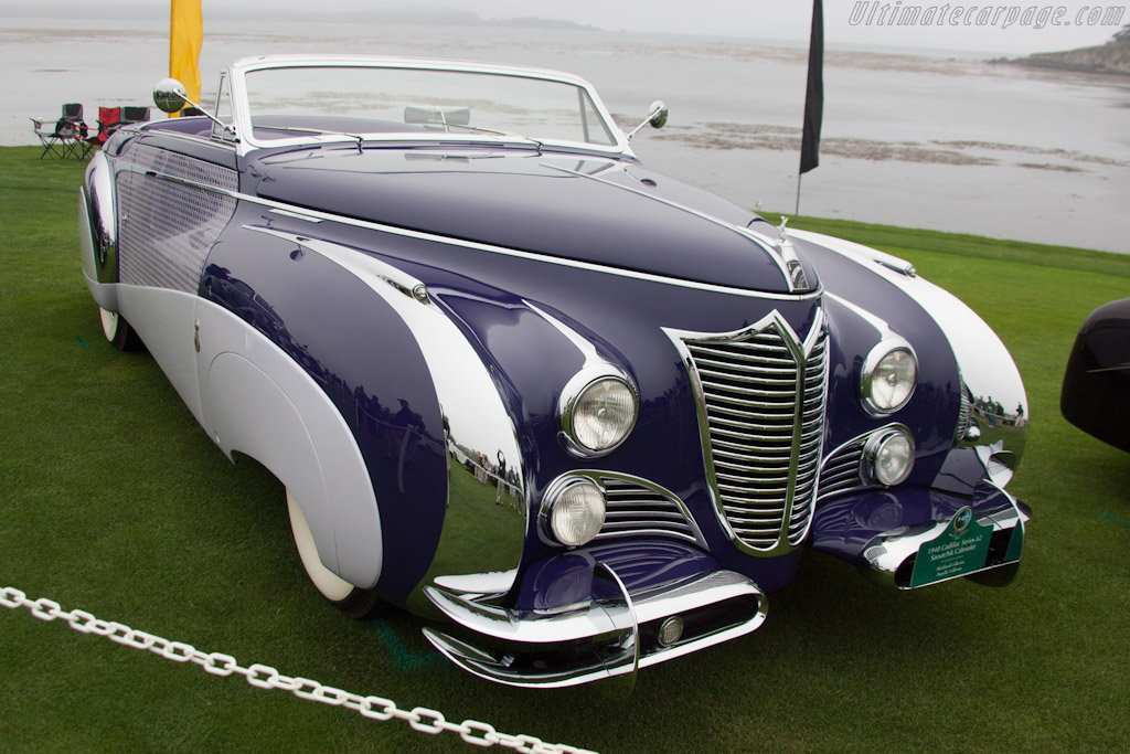 Cadillac Series 62 Saoutchik Cabriolet - Chassis: 486234577   - 2012 Pebble Beach Concours d'Elegance