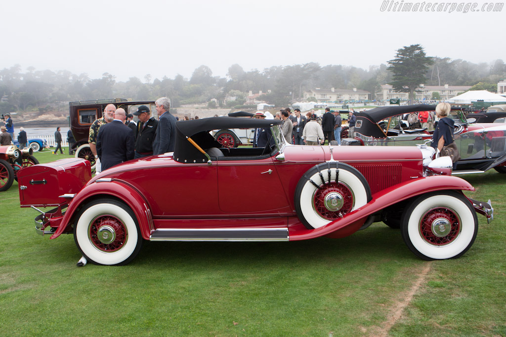 Chrysler CG Imperial LeBaron Roadster    - 2012 Pebble Beach Concours d'Elegance
