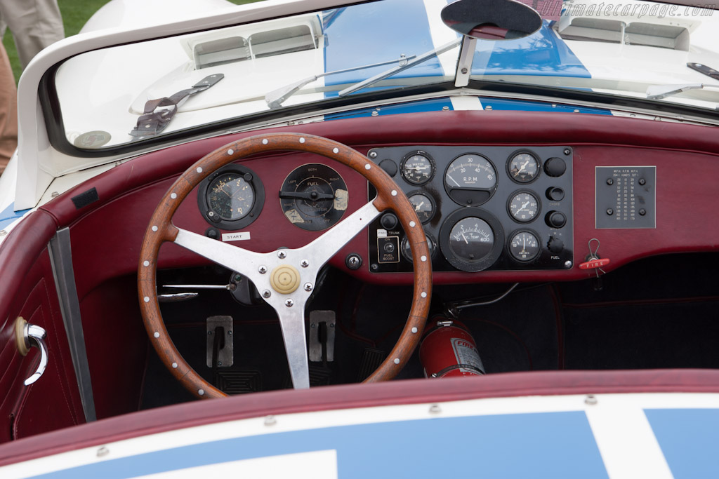 Cunningham C-2 Roadster - Chassis: 5103   - 2012 Pebble Beach Concours d'Elegance