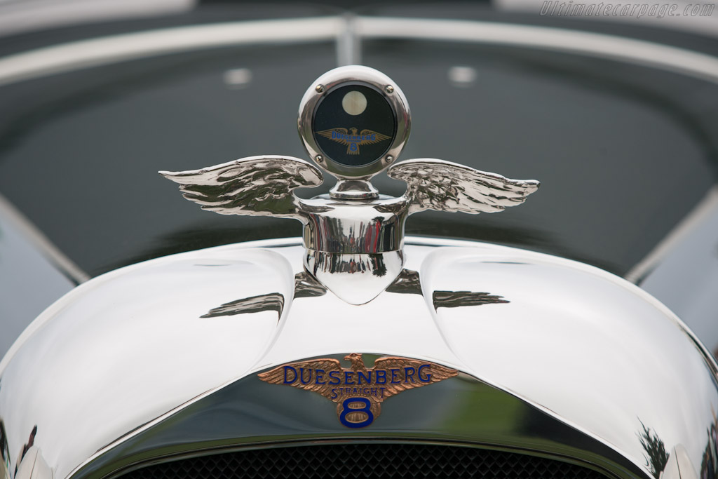 Duesenberg A Millspaugh & Irish Roadster    - 2012 Pebble Beach Concours d'Elegance