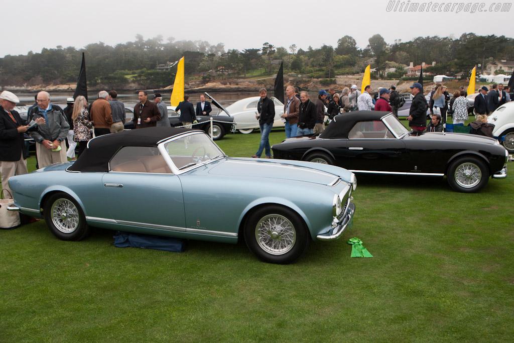 Ferrari 212 Inter Pinin Farina Cabriolet - Chassis: 0235EU   - 2012 Pebble Beach Concours d'Elegance